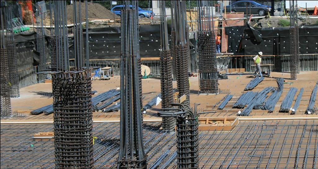 Commercial construction financing is available for large-scale buildings.