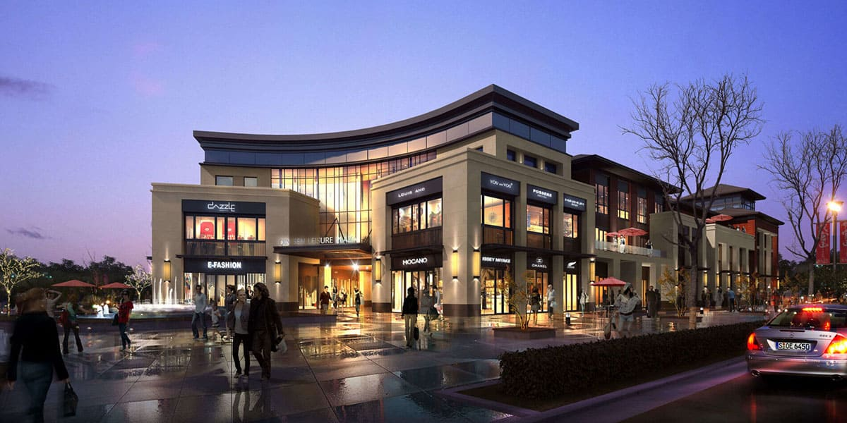 Should I invest in shopping centers or mixed-use property?