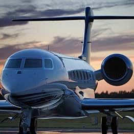A Gulfstream 650 obtained using a sample aircraft purchase agreement PDF
