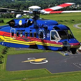 A luxury business helicopter owner asks, how much is the annual cost of owning a helicopter?