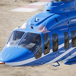 Corporate helicopter financing provides funding for buying a helicopter