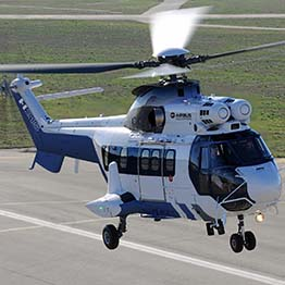 Helicopter leasing allows for the purchase of corporate helicopters