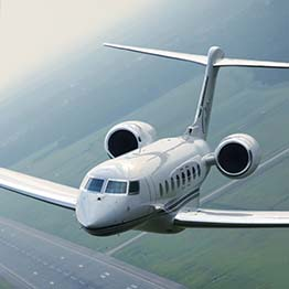 Aircraft PDP financing allows for the purchase of this private jet